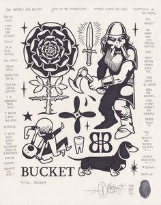 """Bucket"", 2015."