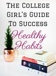 A College Girl's Guide to Success: Healthy Habits » Five Foot And Fabulous
