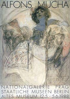 Alfons Mucha (1860- 1939)