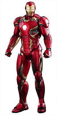 Movie Masterpiece DIECAST Avengers / Age of Ultron Iron Man Mark 45 1/6 figure