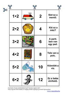 Thing 1, Mathematics, Kids Learning, Teaching, Education, School, Play, Minion, Albums