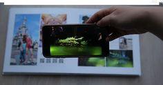 Fotobok med film ! Photobook with film #qrcode #qr #fotobok #photobook #projectlife #digitalprojectlife
