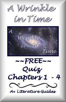 A wrinkle in time chapters 1 2