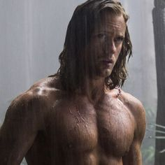 Alexander Skarsgard takes on the next incarnation of the lord of the jungle.