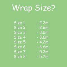 Wrap size?