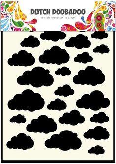 470.715.029 Dutch Mask Art  Clouds