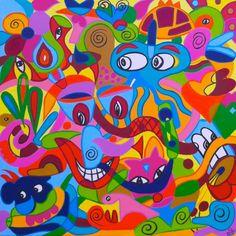 Meditatieve en intuïtieve kunst