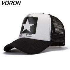 5d5588b9db9 VORON New 2018 Super Big Stars cap Caps Game