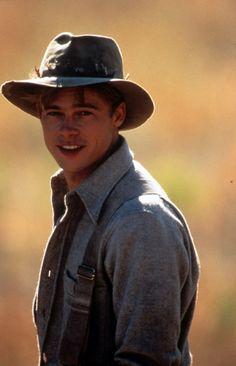 Still of Brad Pitt in A River Runs Through It (1992)
