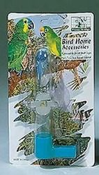 """Prevue Pet Products - 6"""" Glass Tube FeederLet your bird upgrade from a simple dish with our Glass Tube FeederIdeal for most small to medium ..."""