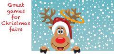 Fabulous Christmas games for your Christmas fairs!