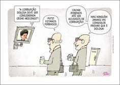 Dilma quer transformar corrupção dolosa em crime hediondo