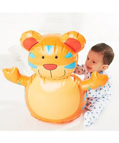 7b910297d Bounce Back Tiger Toddler Toys, Baby Toys, Developmental Toys, Big Kids,  Things