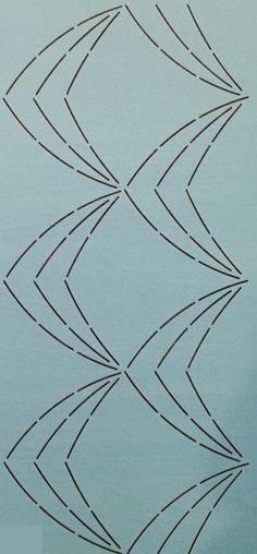 "Continuous Banner 8"" - The Stencil Company"