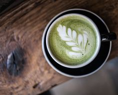 Superfood Spotlight: Matcha Tea I start every morning with a matcha latte with vanilla almond milk.  Best thing ever!