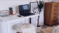 Office Desk, Bedroom, Furniture, Home Decor, Desk Office, Decoration Home, Desk, Room Decor, Bedrooms