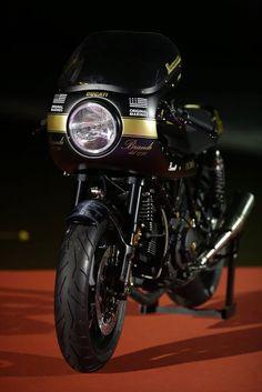 """""""Sofia"""" la Ducati P.25 by Cafe Racer Napoli"""