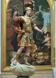 The statue of Saint Michael stationed at the National Museum of Ancient Art in Lisbon was knocked to the ground – shattering it beyond repair – by a Brazilian tourist who was trying to snap a selfie with it.