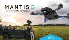 Mantis G a új Yuneec drón Sci Fi, Camera, Science Fiction