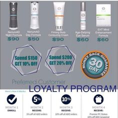 Neora offers exclusive age-defying skincare and wellness products with patented ingredients to help people look and feel their best. Body Firming Cream, Nerium International, Cream Contour, Eye Serum, Dark Circles, Loyalty, Helping People, It Works, Mindfulness