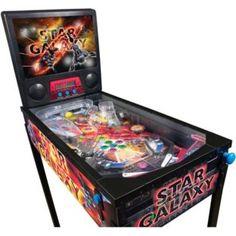 Galaxy Professional Pinball Machine