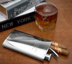 Definitivamente quiero una como esta: Pa'l chupe y los puros 2 en 1.