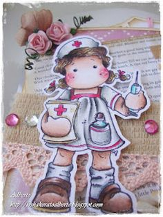 Nurse Tilda (this is for me!)