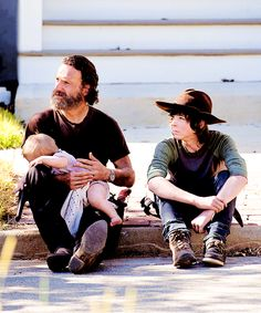 "The Walking Dead 5x12 ""Remember"""