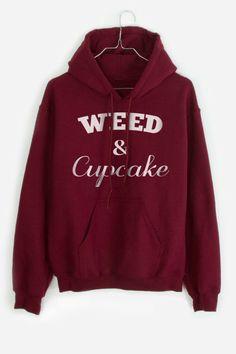 Weed & Cupcake