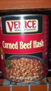 Venice Maid Foods: Corned Beef Hash 3/108 Oz Cans