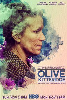 Olive Kitteridge // HBO on Behance