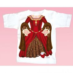 Add a kid t-shirt - Anne Boleyn (child)