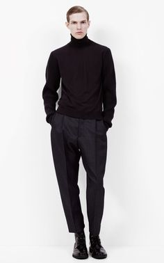 I like this look for ME - Fall 2010 Menswear - Marc Jacobs