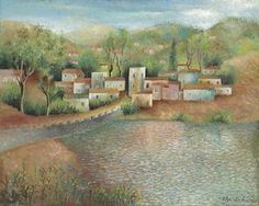 Olga Sacharoff (1889-1967, Spanish)