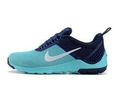 Nike Lunarestoa 2 Essential Chaussures Nike Running Pas Cher Pour Homme Noir / Bleu 811372-009