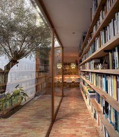 60 Wonderful Home Library Design Ideas To Make Your Home Look Fantastic. Home libraries are important resources for both you and your children. Home Design, Home Library Design, Design Desk, Library Ideas, Future House, Terrasse Design, Casa Patio, Natural Interior, Modern Interior