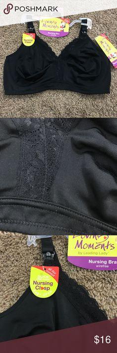 NWT Nursing sports bra 36D NWT Leading Lady Intimates & Sleepwear Bras