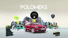 Oro Laus 2013   Campaña on-line integrada    Título: Polowers by Volkswagen    Autor: DDB España    Cliente: VAESA / VOLKSWAGEN