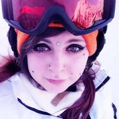 Ski gal