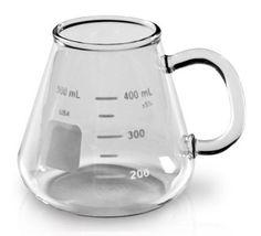 Erlenmeyer Flask Mug