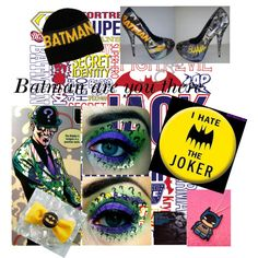 """Batman"" by l-richards-1 on Polyvore"