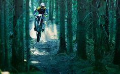 fonds d'écran sports -moto cross