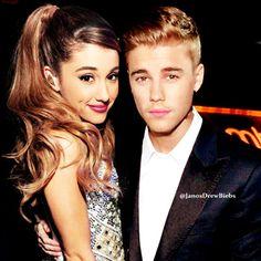 Justin Bieber Ariana Grande Manip