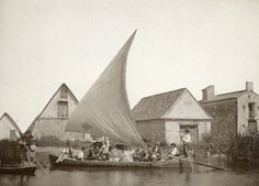 La Albufera (1890) - Valencia (Spain)