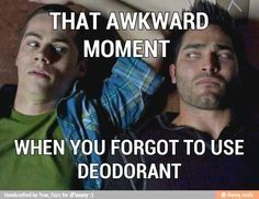 I can't take these Sterek feels anymore!