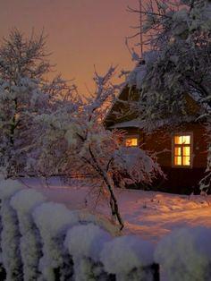 Winter Szenen, Winter Magic, Winter Christmas, Beautiful World, Beautiful Places, Beautiful Pictures, Christmas Scenes, Winter Beauty, Winter Pictures