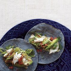 Chef Marcus Samuelsson shares this taco recipe, saying it's the freshest fish you can find that works the best and that you need a very hot grill…