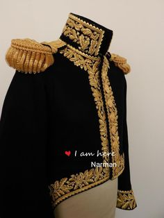 Military Inspired Fashion, Military Fashion, Memes Arte, Slay Girl, Blue Suit Wedding, Band Jacket, Military Looks, Uniform Design, Royal Dresses