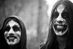 happy corpse paint