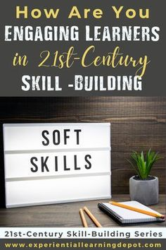 Soft skills are important to develop for so many reasons. Are you offering opportunities for 21st-century skill-building in your classroom or homeschool? If not, take a look at your options right here! Curriculum, Homeschool, 21st Century Classroom, Experiential Learning, 21st Century Skills, Teacher Blogs, Learning Activities, Articles, How To Remove